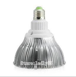 Wholesale Led Par38 Flood Lights - Dimmable PAR38 LED spotlight CREE LED PAR38 BULB 15X3W DIMMABLE PAR38 LED LAMP Screw light flood light 2460lm AC110V 220V CE RoHs 40pcs lot