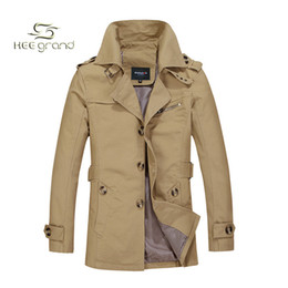 Wholesale Men Cotton Jacket Size 4xl - Fall-Men Casual Middle-Long Style Jacket Winter New Arrival Cotton Stand Collar Big Size M-5XL Four Colors Jacket MWJ1206