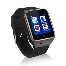 2017 compteur de carte Freeshipping s8 3G WCDMA Android Watch PhoneBluetooth écran tactile wifi accès à Internet support télécharger watch bracelet watch card pictures promotion compteur de carte