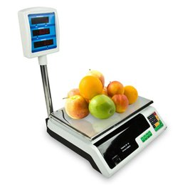 Wholesale Electronic Price Computing Scale - Price Computing 60lb Digital Scale Postal Shipping Electronic Deli Food Produce