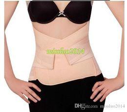 Canada Ceinture de maternité DHL Ceinture abdominale Corset Corset post-partum Soutien ceinture post-partum Ceinture abdominale post-partum après la grossesse SFD01 Offre