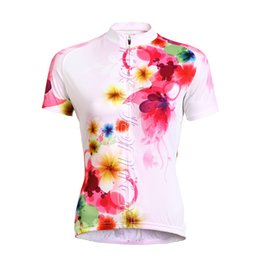 Wholesale Cheap Cycling Clothing China - Tasdan 2016 Style Women Cycling Clothing Cheap Sport Cycling Jerseys China Fashion Womens Outdoor Sportwear Tops Shirt