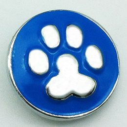Wholesale Welcome Dog - MF8010 Dog Snap Button Jewelry Welcome Hot Sale Metal Snaps For Bracelet M882 DIY Jewelry making Fit for necklace bracelet ring