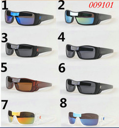 Wholesale Batwolf Sunglasses - 8Colors Men's Women's Designer Sun Glasses Fashion Style Outdoor Cycling Eyewear Goggles batwolf Sunglasses Fast Shipping.