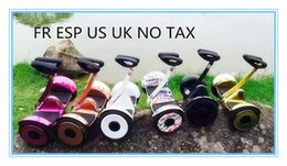 Wholesale Walking Scooter - US UK FR ESB NO TAX 10inch mini self balance Electric Scooter Smart Balance Wheel Hoverboard Walk Car skateboard