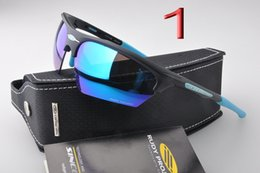 Wholesale Top Cycling Sunglasses - 2016 Top quality RudyProject Genetyk sport sunglasses glof eyewear for men or women cycling eyewear oculos ciclismo