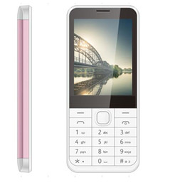 Sim standby bluetooth online-230 Dual Sim Cards Dual Standby Smartphone con Bluetooth 32MB 32MB