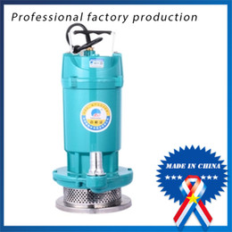"""Wholesale Submersible Pressure Pump - QDX Household 370W 1"""" Agricultural Irrigation Submersible Pump Deep Well Water Suction Pump Clean Water Pump"""