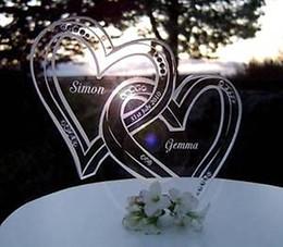 proceso de cristal Rebajas Cristal Amor Color Cristal Blanco Procesamiento de embriones Personalizado 10 cm Cristal en forma de corazón Regalo creativo Lugar Adornar Decoración de bodas Suministros