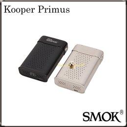 Wholesale Power Times - Smok Kooper Primus 300W Mod Marvelous 300W Power Long Battery Run-Time SmokTech Kooper Primus Mod TC300W Sheldon Koopor May Want to Have It