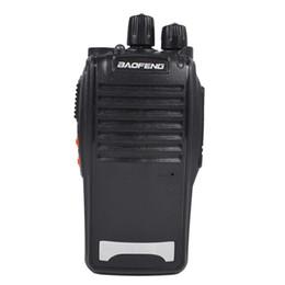Wholesale Dtmf Handheld Radio - BaoFeng UV-777SColor Black Dual Band Dual Display Dual Standby Handheld Portable Walkie Talkie UHF+VHF DTMF Two-Way Radio Transceiver A0850A