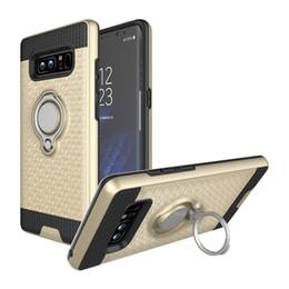 3D anneau titulaire voiture titulaire magnétique blindage antichoc cas de téléphone pour samsung note 8 s8 s9 plus iphone x 8 7 6 6 s ? partir de fabricateur