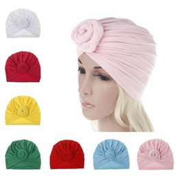 vintage hat styles Promo Codes - HOT SALE Mom Top Knot Turban hat Women  soft Turban 432a911f641