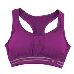 Wholesale Colorful Padded Bra - 2016 Hot Sale Women Cotton Nylon Stretch bra no rims Full Cup padded bras colorful plus size lady tops women bra