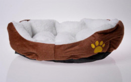 Wholesale Dog Cotton Nest - High Quality Soft Warm Winter Cotton Kennel Nest For Animals Pet Dog Nest Houses Pets Cat Kennels Pets Products Supplies