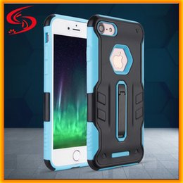 Wholesale Wholesale Slimming Products - New product For i 7 Case Shockproof Slim Anti-Scratch Protective Kit with Camera Lens Kits Case Aluminum Protection Cover for iPhone
