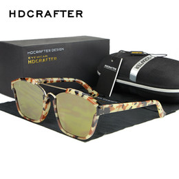 Wholesale Hot Sale Classic Sunglasses - hot sale classic style sunglasses women and men modern beach sunglasses Multi-color sunglasses 6 colors high quality plank frame sunglasses