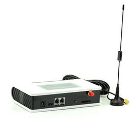 Gsm lcd sans fil en Ligne-GSM 850/900/1800 / 1900MHZ Terminal sans fil fixe avec LCD, système d'alarme de soutien, PABX, voix claire, signal stable