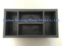 Deutschland Betonzement-Ziegelstein-Form-Plastikformen (MZ180804-YL) für Hochbau Versorgung