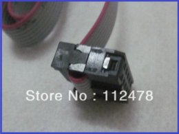 Wholesale Soic Pomona - 10PCS LOT Programmer Testing EEprom Clip SOIC8 SOP8 Pomona SOIC SOP 8 pin Clamp with Cable for Tacho Universal DASH Programmer
