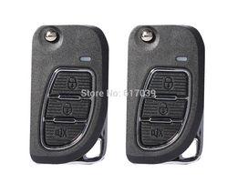Wholesale Trunk Release Car Alarm System - 2 transmitters PKE car alarm system remote PKE on off, push button start& remote engine start & remote trunk release.