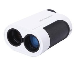 Wholesale golf distance finders - new arrival 600m Handheld Monocular Laser Rangefinder Telescope Range Finder Distance Meter Golf Hunting Measurement Tool