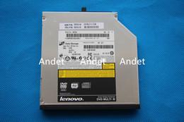 Wholesale 8x Dvd - Brand New 8X DVD RW RAM Drive for Lenovo Thinkpad T420 T420i DL Burner 24X CD Writer 75Y5115 45N7544