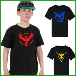 Wholesale Cool Shirts Collar Style - Children clothes t-shirts newest hot selling quality children short tops summer cool black red yellow blue black tshirt factory prices
