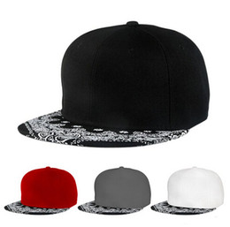 Wholesale Lowest Price Snapback - Low Price Unisex Ball Hats Unisex Hip-Hop Snapback Casual Baseball Caps Adjustable Sizes Free Shipping