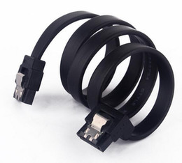 sata 6gb kabel Rabatt SATA 2.0 III Datenkabel 6 Gbit / s SSD-Winkelkabel HDD-Festplattenkabel