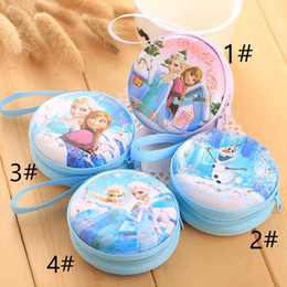 Wholesale Coin Offers - Special offer 2016 discount snow Romance Series cute, small zero purse headset Coin Bag Christmas gift package.