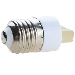 Wholesale E27 G9 Adapter - 1PC E27 to G9 base Socket Adapter Converter For LED Light Lamp Bulb Small E00367
