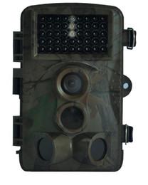 Wholesale hunter cameras - Waterproof Outdoor digital hunting camera prey tracking detect camera for hunter field observation 120 degree HD IR