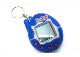 Wholesale arcade game toys - mini game Tamagotchi Electronic Pets Toys 90S Nostalgic 49 Pets in One Virtual Cyber Pet Super FunToy