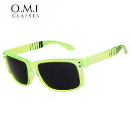 Wholesale Top Cycling Sunglasses - Brand Holbrook New Top Version Sunglasses TR90 Frame UV400 Lens Men Cycling Sports Sun Glasses Fashion Trend Eyeglasses Driving Eyewear