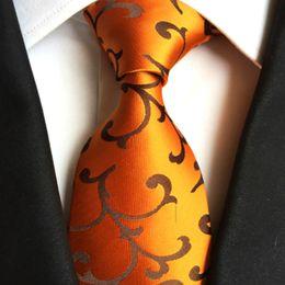 Wholesale Jacquard Purple Paisley Necktie - New Handmade Men Ties Silk Paisley Jacquard Tie Wedding Prom Party Neck Ties Business Formal Ties Fashion Stripes Plaids Dots Neckties A177
