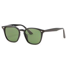 Защита приводов онлайн-Новые Мужчины Женщины солнцезащитные очки планка кадр G15 очки объектив 100% UV400 защиты открытый очки Очки вождения очки с случае 4258