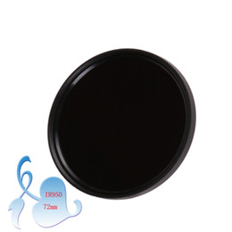 Wholesale 72 Glasses - 72mm 72 mm Infrared Infra-red IR Pass X-Ray Lens Filter 950nm 950 Optical Glass