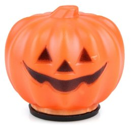 Wholesale Indoor Wedding Decor - Super bright Halloween Props Night Lamp LED Pumpkin Light Hanging Indoor Party Festival Decoration Scary Halloween Decor Night Light