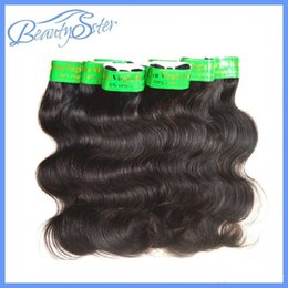 Wholesale India Body Wave Hair - Wholesale Cheap New Indian Human Hair Weave Body Wave Style 2 Kg 40 Bundles Lot Color 1B Grade 7A No Shedding No Tangles No Lice India