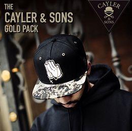 Wholesale Snapbacks Purple - brand cayler and sons son snapback caps hip hop cap baseball hat hats for men women bones snapbacks bone gorras