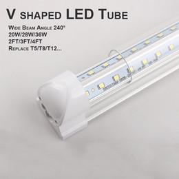 hilumen vshaped led tube light 18w 28w 36w integrated tube lights t5 t8 t12 led fluorescent tube replacement 2ft 3ft 4ft led tubes uk