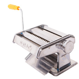Wholesale Noodle Machines - Multifunctional Manual Hand-cranking Machine Practical Noodle Making Machine Professional Maker Machine Kitchen Cooking Tools 13026009