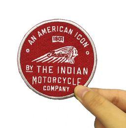 Eski Hint Motosiklet Amerikan Simge 1901 Hakiki Deri Yama Işlemeli Yamalar Ücretsiz Nakliye nereden