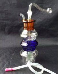 Wholesale pagoda glass - Pagoda glass bongs --glass hookah smoking pipe Glass bongs - oil rigs glass bongs glass hookah smoking pipe - vape- vaporizer