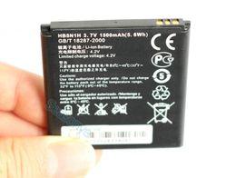 Wholesale U8815 Battery - 10pcs lot 1500mAh   5.6Wh HB5N1H Replacement Battery For Huawei Ascend G300 G305T C8812 U8815 U8818 T8828 U8825 G330D G302D G305T T8830