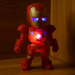 Vente chaude Portable Mini Bluetooth Haut-Parleurs Pour Iron Man Sans Fil Intelligent Mains Libres Haut-Parleur Support SD Carte Pour Téléphone Mobile ? partir de fabricateur