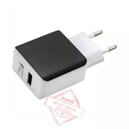 Wholesale New Real S4 - 2016 NEW QUICK CHARGER Real Full 2A EU Travel Adapter Plug Home Wall Charger Plug For Samsung Galaxy Note 5 S7 S6 S5 S4 HTC LG Nokia Etc
