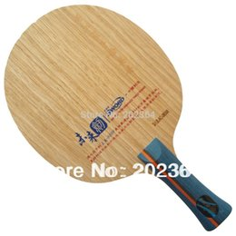 Wholesale Carbon Futures - Sword Future 6008 (Future-6008) Arylate-Carbon Table Tennis Blade for PIngPong Racket