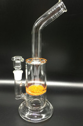 Wholesale high quality usa color rods fritted disc glass water pipe inch best price and